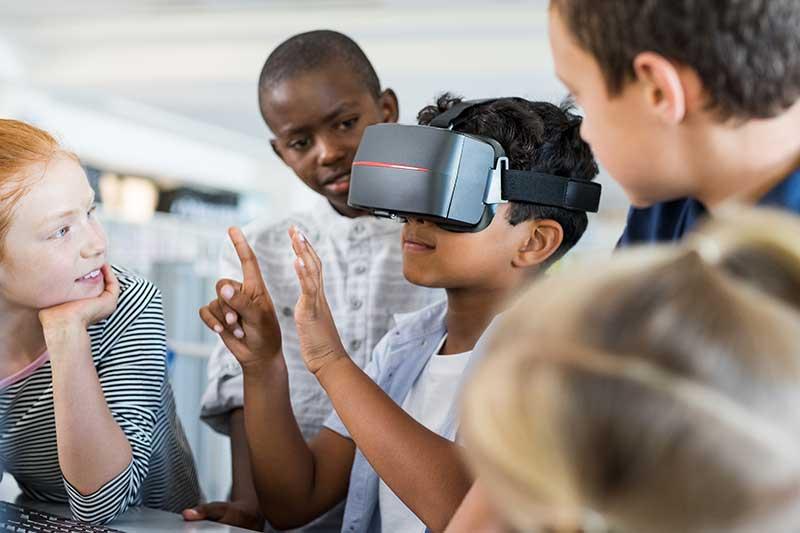 Virtual Reality Arcade Denver