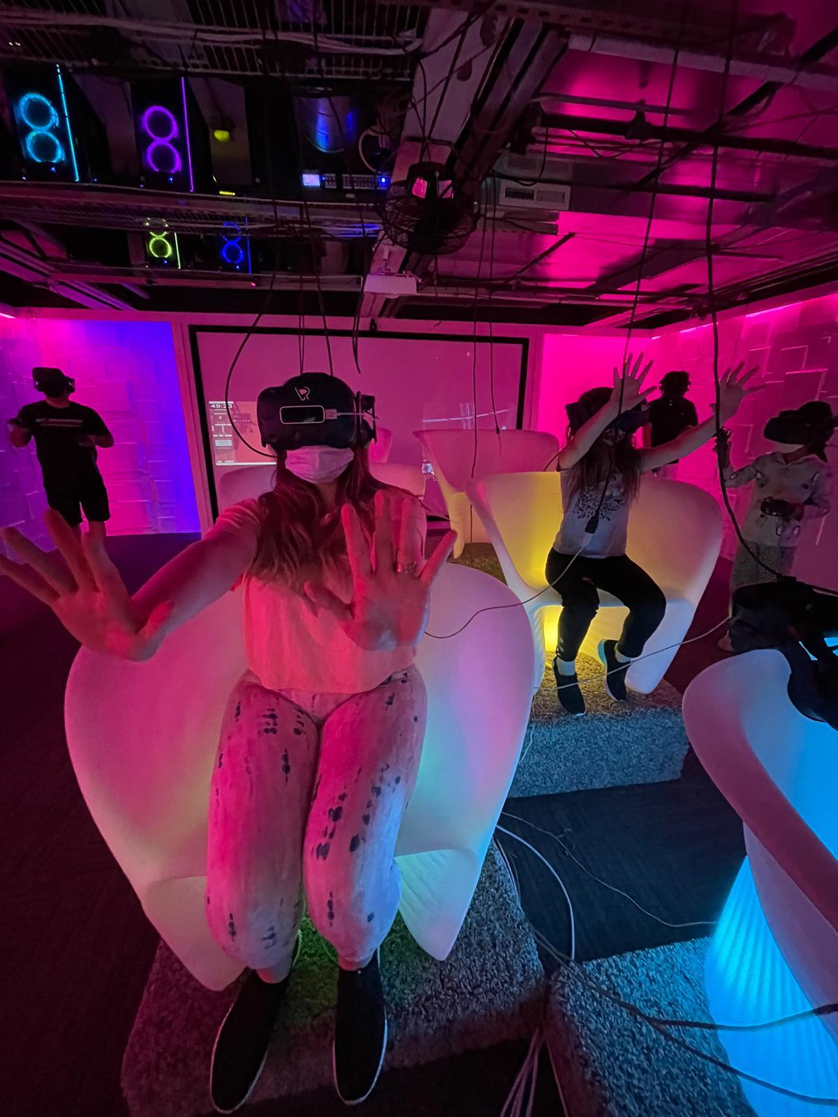 VR Escape Games